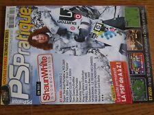 $$$ Revue PSPratique N°16 ShaunWhite SnowboardingFirmwaresNeed for Speed