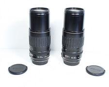 Canon EF 100-300mm Ultrasonic USM lens for EOS 1Ds 7D 5D II III T5i T6i 70D 6D +