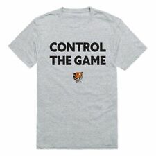 SUNY Buffalo State College Bengals Control the Game T-Shirt Heather Grey