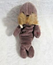 Ty Beanie Baby - 1997 Jolly The Walrus 7 in - New With Tags>Free Shipping