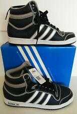 2010  Adidas TOP TEN HI  NAVY BLUE   mens size 10  rare DS