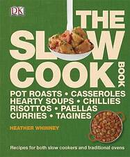 The Slow Cook Book By Dorling Kindersley Hardcover