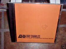 RAY CHARLES  - PURE GENIUS PROMO  -  RARE,  EUC
