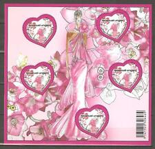 FRANCE 2009...MINIATURE SHEET n° 127 MNH **...HEARTS...EMANUEL UNGARO