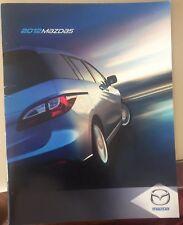 2012 Mazda 5 Brochure