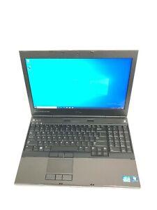 Dell Precision M4600 Core i7-2720M 2.2GHz 16GB RAM 1TB SDD Win 10 Pro