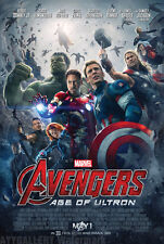 "Avengers Age of Ultron - Mini Movie Poster (13""x19"") - Free S/H"