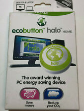 Ecobutton Computer PC Standby USB CO2 Stromsparen  Power Energy Saving Device