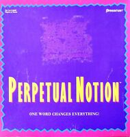Perpetual Notion One Word Changes Everything! Adult Board Game Made In USA 1993