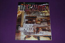ALTERNITY RPG JDR Jeu de Role - Dark Matter : Arms & Equipment Guide