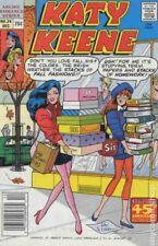 Katy Keene Special #24 FN 1987 Stock Image