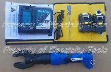 Sherman Reilly SRS138HX Battery Hydraulic cutter cutting Greenlee ESC35HLX tool