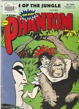 Illustrated Phantom Comic Books