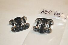 """Ho scale Parts freight car trucks plastic Athearn Genesis roller bearing 33"""""""