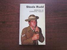 Vintage Paperback Australian Fiction Books