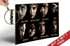 HARRY POTTER 7 ALL CREW MOVIE POSTER 30X21cm Art Print Wall Decor Gift For Fans
