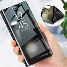 For Samsung Galaxy A21S A41 A50S A51 A30S A70 Smart Mirror View Flip Case Cover