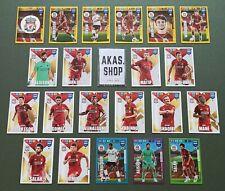 Liverpool FC Mega Team Set FIFA 365 2020 Adrenalyn XL complete 21 cards Lot new