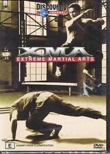 XMA - Extreme Martial Arts DVD - A Discovery Channel DVD NEW & SEALED