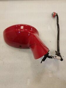 ALFA ROMEO BRERA SPIDER 939 R/H DRIVER RIGHT DOOR MIRROR COUPE CONVERTIBLE RED