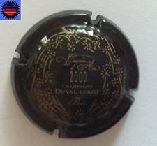 Capsule de Champagne DUVAL-LEROY Cuvée An 2000 n°25  !!!