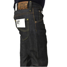 Jeans uomo LEE 101 mod 101Z con zip 13 3/4 Oz 100% cotone