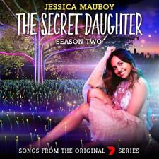 The Secret Daughter, Season 2 by Jessica Mauboy (CD, Oct-2017, Sony Music)
