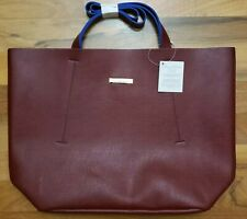 NEW Oscar de la Renta Women Parfums Tote Bag Evening Travel Purse Handbag