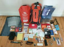 ESSENTIALS Emergency Urban Bug Out Bag - Survival Kit Disaster Grab Bag 1 Person