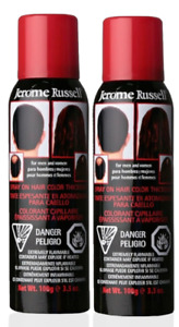 Jerome Russell Spray On Hair Color Thickener, 3.5 oz. ( 2 count) - Choose Color