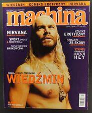 WIEDZMIN  Nirvana,Rammstein,erotic comics,Bush,Garbage,Christina Ricci,D.Rodman