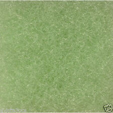 "1"" Thick Universal Fine Filter Mat 24""x24"" square-koi-fish-pond-green-skimmer"
