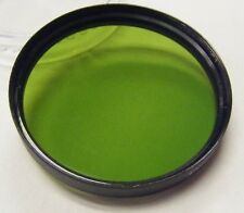 49mm Green Color Filter for Contrast or Creative Effect