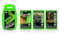 Snakes Top Trumps Card Game New Sealed