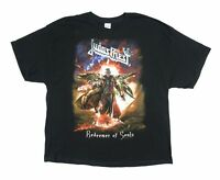 Judas Priest Redeemer Of Souls Tour 2014 Black T Shirt New Official