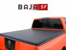 Baja SF: Soft Folding Tonneau Cover 2004- 2015 Nissan Titan 6.5 Ft. Box