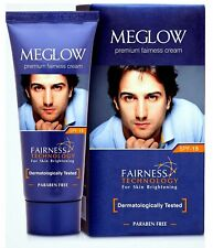 Meglow Premium Fairness Cream for Men(30GM & 50gm) X 2 UK