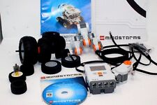 Lego Mindstorm NXT 2.0 Intelligent Brick, Software, Manual, Mat Wheels Piece set
