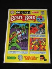DC COMICS 2001 REPRINT GIANT THE BRAVE AND THE BOLD 1969 ANNUAL#1