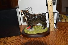 Royal Doulton Staffordshire Bull Terrier Figurine New in Original Box Rda 67