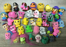 SQUINKIES Toys 50pc Mixed Lot In Random With Doubles and NO Bubbles in US