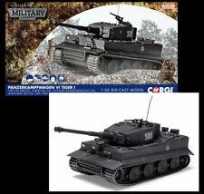 Corgi CC60513 Pzkpfw VI Tiger 1 WWII German Tank Die-Cast Display Model Ltd MIB