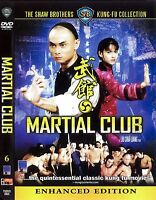 Martial Club, aka Instructors of Death Tokyo Shock DVD NEW! WITH SLIPCOVER