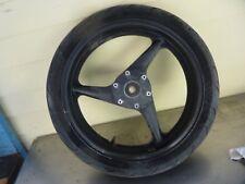 Front wheel tire F4i honda 01 02 03 04 05 06 cbr600f4i cbr 600 #V18