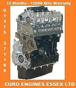 DUCATO Remanufactured  ENGINES - Various Models