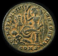 Constantine the Great - CONSTANTINIANA DAFNE- RIC 35, Constantinople - RARE