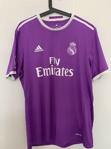 Real Madrid away shirt 2016/17 - Large