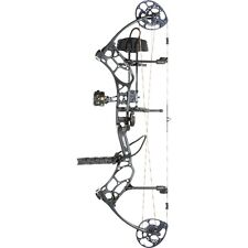 @NEW@ Bear Archery Threat RTH Black Compound Bow Package! 60-70 RH
