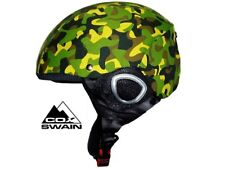 Cox Swain Commander Skihelm M/57-58cm oder XL/61cm NEU Ski Helmet NEW