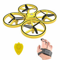 Induction Four-axis UFO Aircraft Infrared Sensing Toy Quadcopter Model For Kids